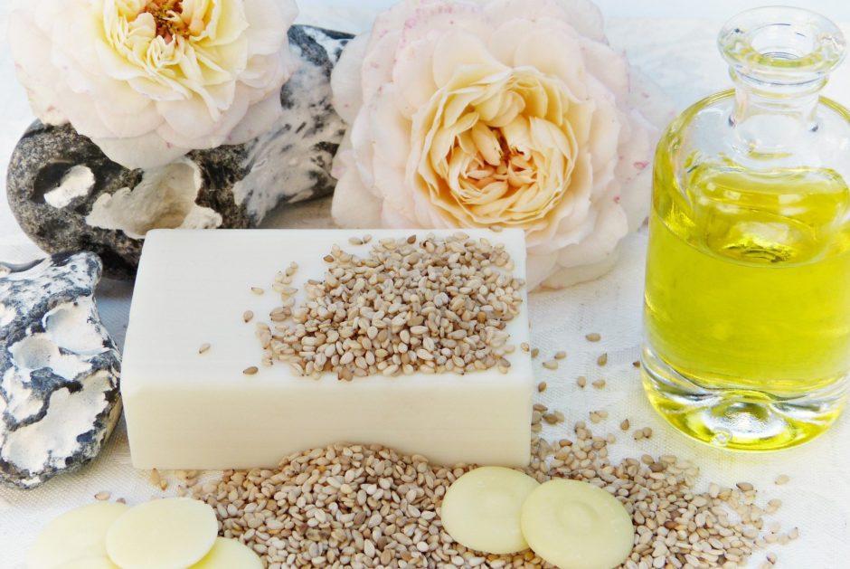 savons aux huiles végétales